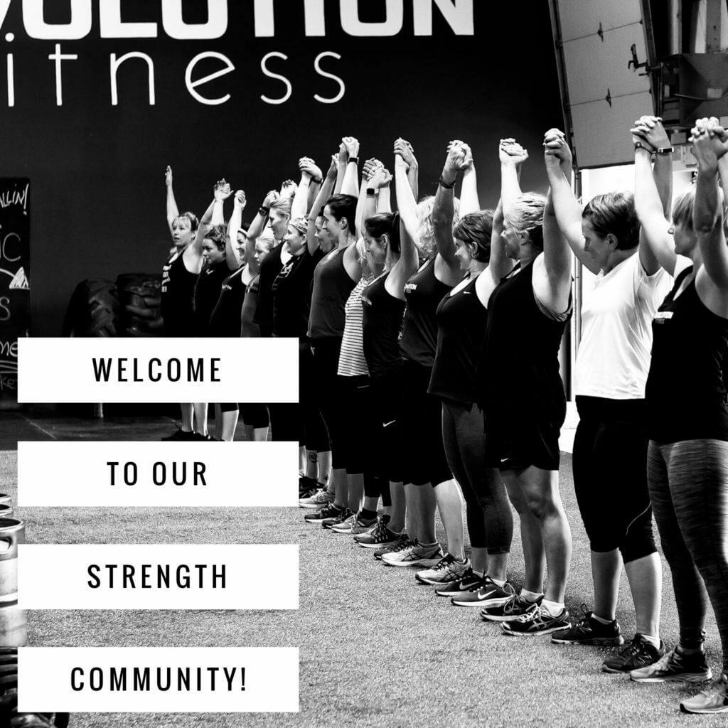 Bring-a-Friend Week at GEvolution Fitness.
