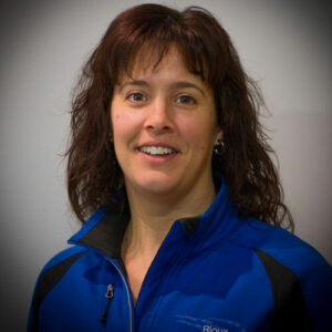 Lori Rioux, NASM Certified Personal Trainer.