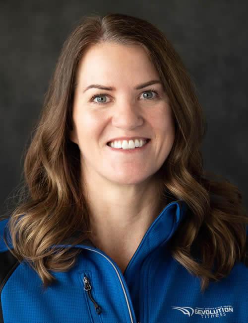 Kara Tudman Walker, NASM Personal Trainer.