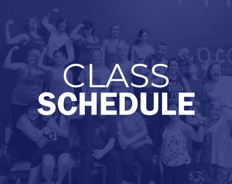 Link to the class schedule page.